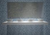 Lavabo solid surface top Acrylic Ø27 X 11 cm Standard White