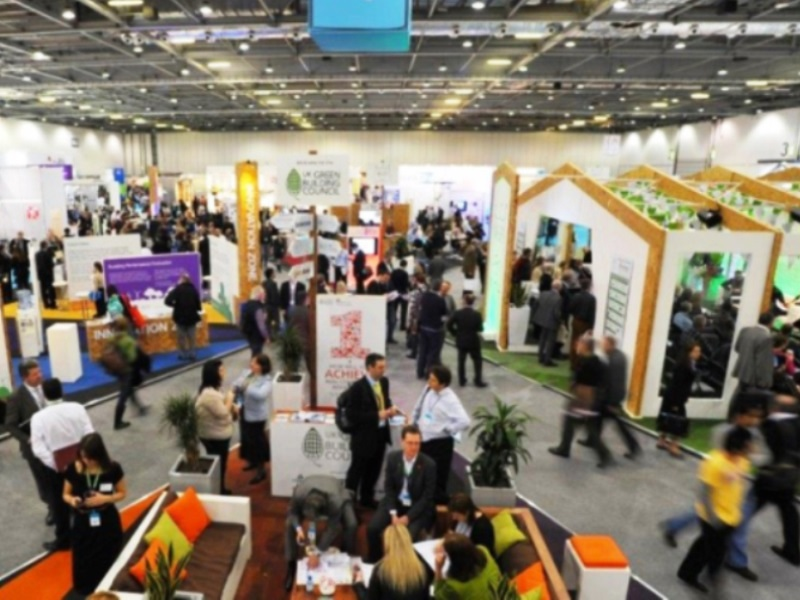 SOLID SURFACE ECOBUILD 2018