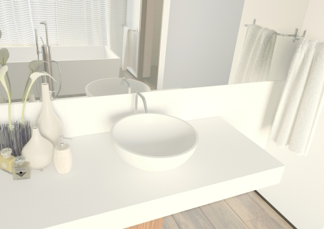 Baño Solid Surface